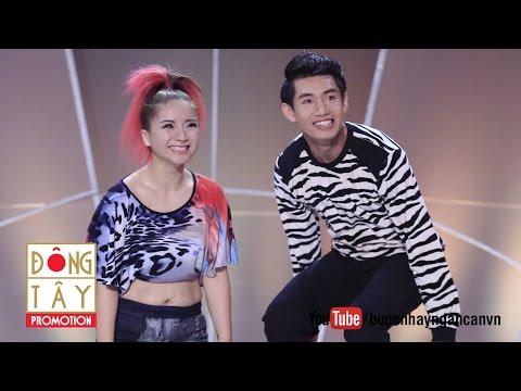 BƯỚC NHẢY NGÀN CÂN | TẬP 9 - HUYỀN THANH & QUANG ĐĂNG - HIPHOP (06/12/2015)