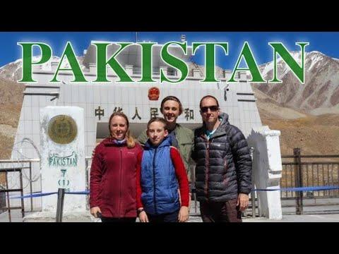 Pakistan Travel | Khunjerab Pass ( Pakistan / China Border)