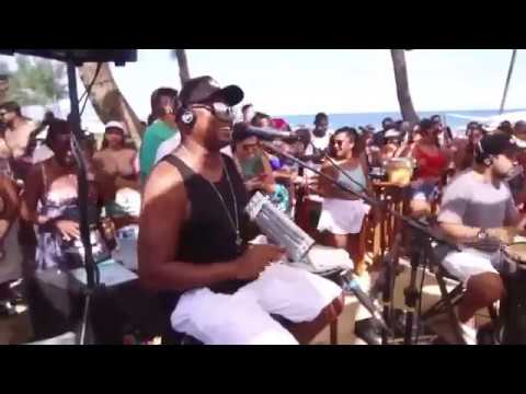 VIDEO VOU PRO SERENO RODA DE SAMBA NO RECREIO 2018 BSP