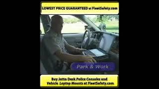 Jotto Desk Vehicle Laptop Computer Mount Video