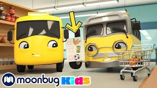 Бастер В Супермаркете| Moonbug Kids на Русском | Мультики на Русском