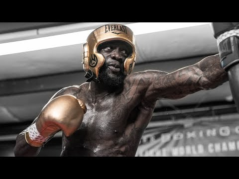 Deontay Wilder Training | Workout 2019