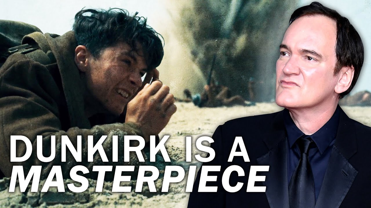 Quentin Tarantino Reviews Movies: From Dunkirk and King of New York, to Soul Brothers of Kung Fu & More