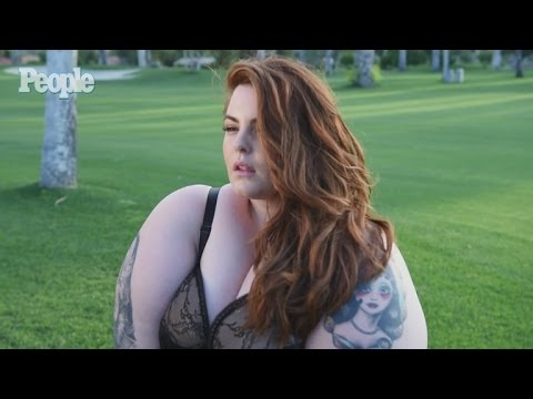 What a Body! At 280 Pounds Tess Holliday Is a Cover Model