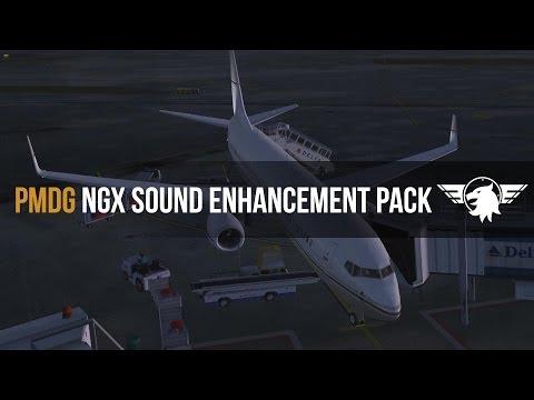 PMDG NGX Sound
