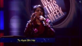 Kavita seth - tu ayan bhi live and unplugged | artistaloud