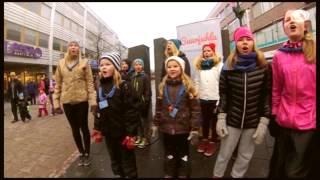 Suurjuhla flashmob