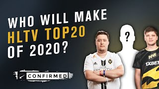 HLTV top 20 players of 2020 talk, Liquid FalleN & Twistzz future, team of the year? | HLTV Confirmed