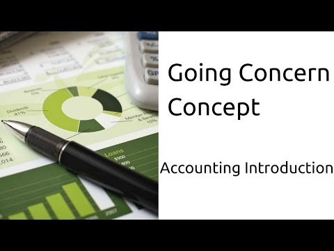 What Is Going Concern Concept | Accounting Concepts | Principles & Conventions | CA CPT | CS & CMA