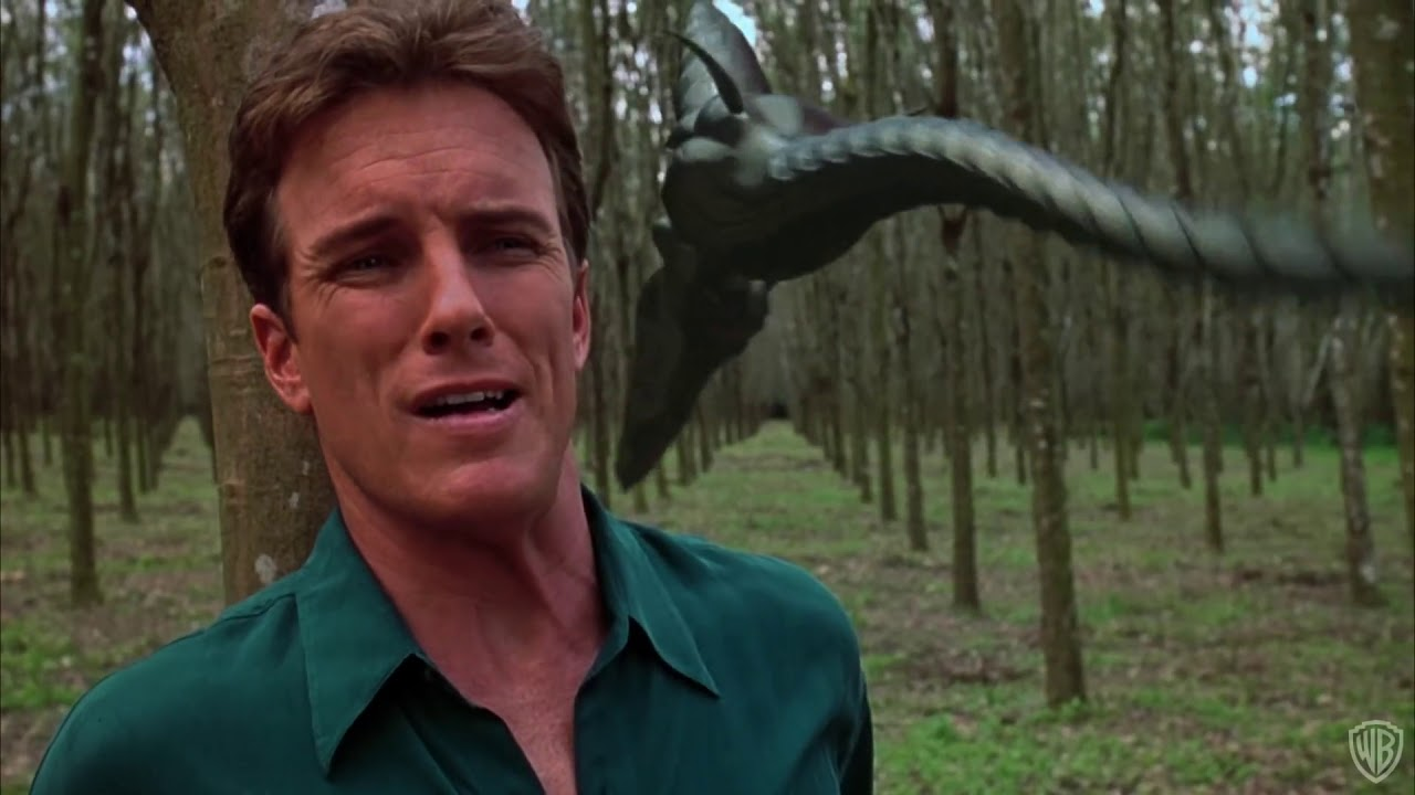 Mortal Kombat The Movie Scorpion Vs Johnny Cage 1080p Part 1