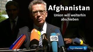 Abschiebung nach Afghanistan trotz Anschlag?