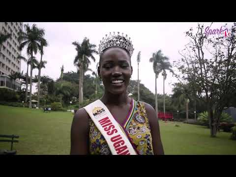 LIVE WIRE: Miss Uganda dismisses poor father-daughter relationship rumours