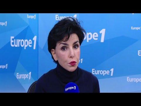 "Rachida Dati : ""Je voterai François Fillon !"""