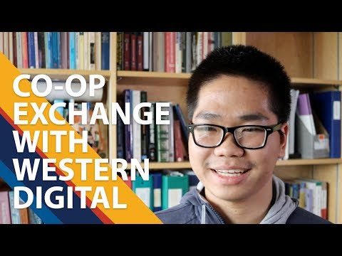UVic Co-op exchange with Western Digital in Thailand