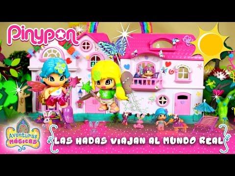 las-hadas-pinypon-viajan-al-mundo-real-*-juguetes-pinypon-aventuras-mágicas-cap.-35