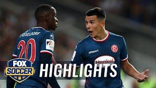 VfB Stuttgart vs. Fortuna Dusseldorf | 2018-19 Bundesliga Highlights