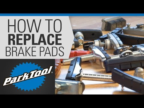 How To Replace Brake Pads On A Bike - Rim Brakes