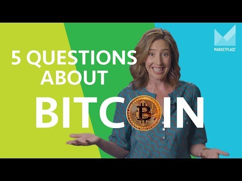 Marketplace's Molly Wood answers 5 questions about BITCOIN ...
