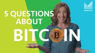 Marketplace's Molly Wood answers 5 questions about BITCOIN