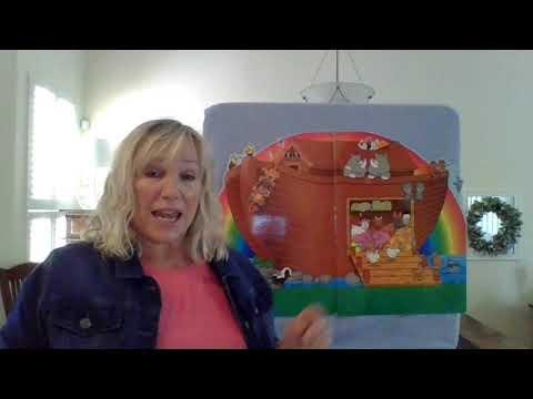Cheryl  - Noah's ark -  New Hope Preschool