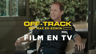G-Star RAW presents: Off-Track with Max & Edwin - Part 3: Film and TV
