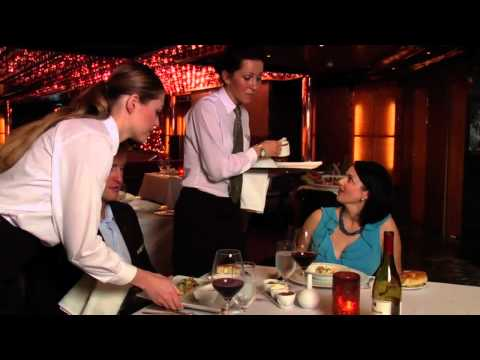 Steakhouse Dining on the Carnival Dream