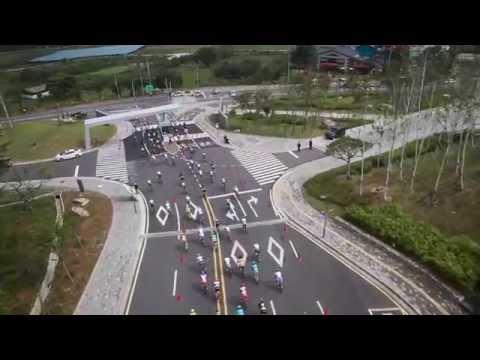 [KSPO]투르드코리아[Tour de korea] 2014 STAGE3 (무주→구례) 하이라이트