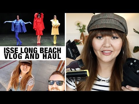 ISSE Long Beach 2018 VLOG and HAUL!
