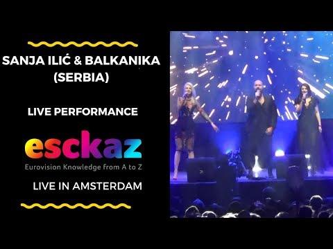 ESCKAZ in Amsterdam: Sanja Ilić & Balkanika (Serbia) - Nova Deca