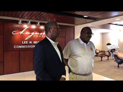 City of Augusta Hurricane Irma news conference - Friday