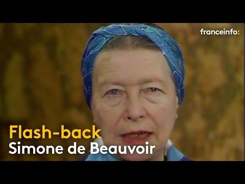 """Flash-back : Simone de Beauvoir et """"Le deuxième sexe"""" - franceinfo:"""