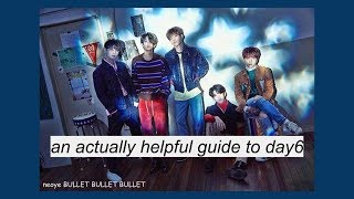 Download lagu SO YOU WANT TO STAN DAY6 An Actually Helpful Guide to DAY6