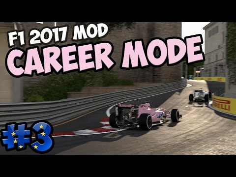 SPECIAL CHARITY RACE! | F1 2017 Mod Career #3 - European GP