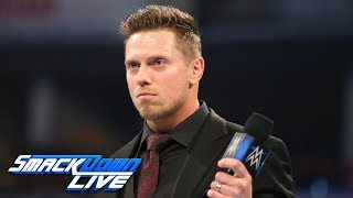 A vulnerable Miz opens up to the WWE Universe before telling his fo...