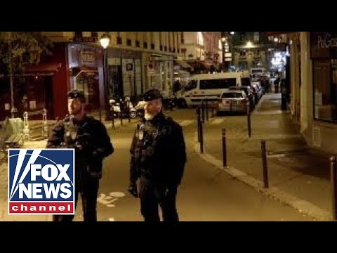 Police: Motive unknown for Paris knife attack