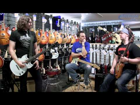 Phil-X & Chappers at Andertons Part 2 - Tone Geeks