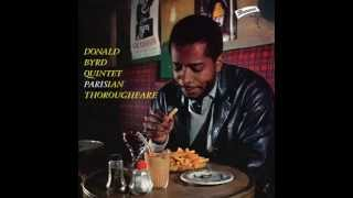 Donald Byrd - 52nd Street Theme - 1958