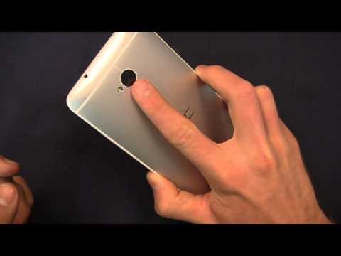 Sprint HTC One max Unboxing