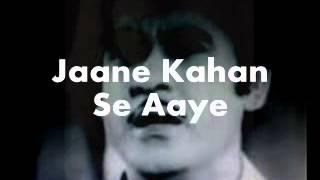 Pyar Ajnabi Hai-Karaoke & Lyrics