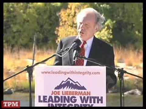 TPMtv: Remembering Big-D Joe Lieberman, 2003-2004
