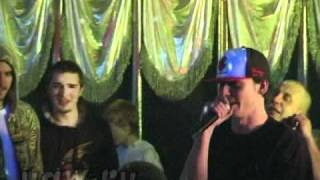 "Obe 1 Kanobe live part 02/03 @ клуб ""Демократия"" 21-01-2011"