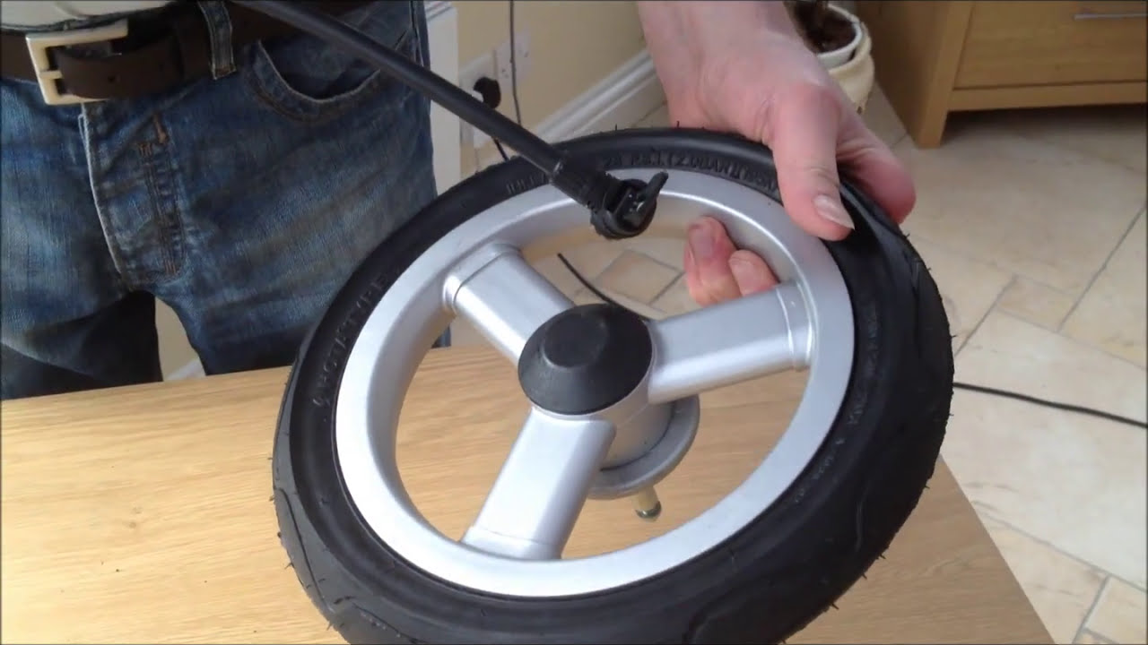 Mountain Buggy Duet Pneu Fitting A Jane Powertwin Replacement Tyre And Inner Tube