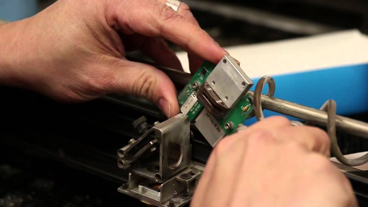 Epilog Legend 36EXT Encoder Maintenance