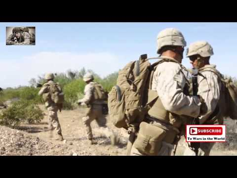 1st Marine Expeditionary Force • Combat Formation Training