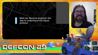 DEF CON 29 - Rion Carter - Why does my security camera scream like a Banshee?