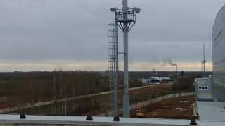 Загрязнение воздуха в г. Ярославль, Брагино 2017