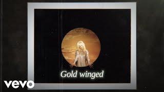 Billie Eilish - GOLDWING (Official Lyric Video)