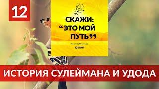 12 История Сулеймана и удода Ринат Абу Мухаммад