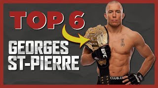 TOP 6 - A CARREIRA DE GSP