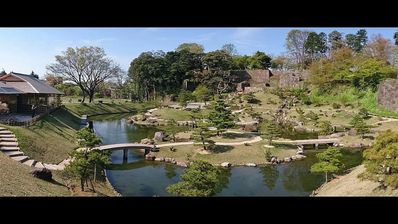 玉泉院丸庭園ライブカメラ - YouTube